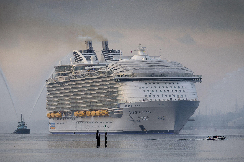 Harmony Of The Seas Worlds Largest Cruise Ship