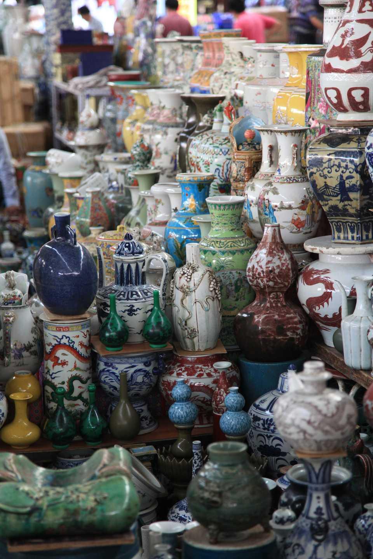 Antique Shops in Hong Kong
