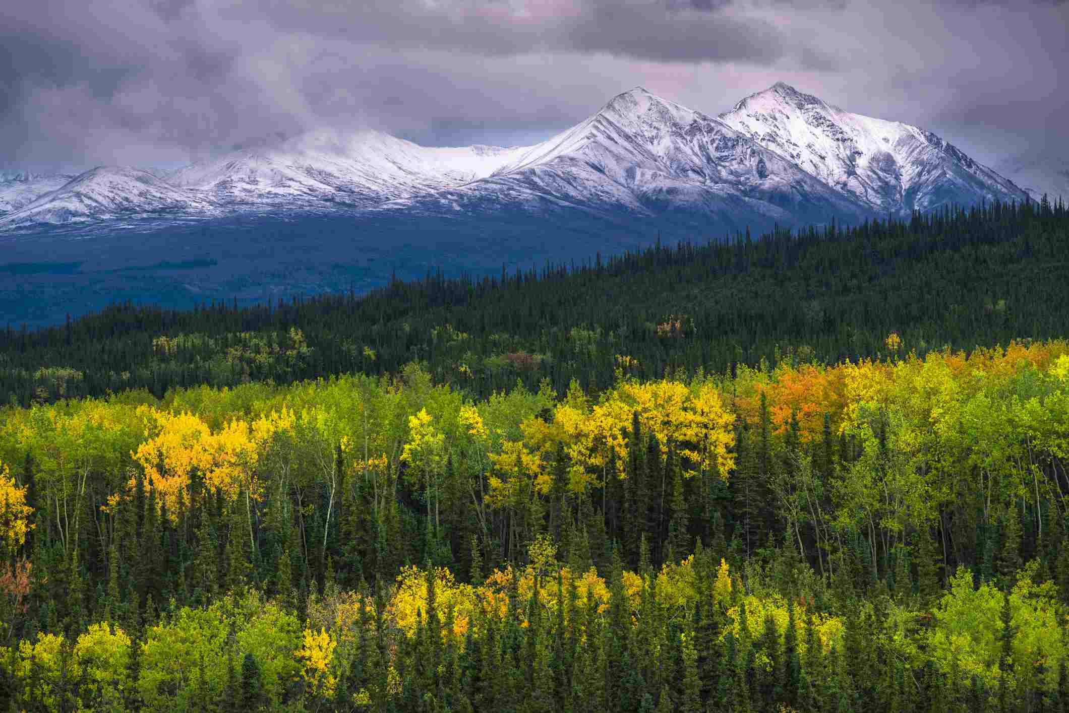 Top national parks for fall foliage