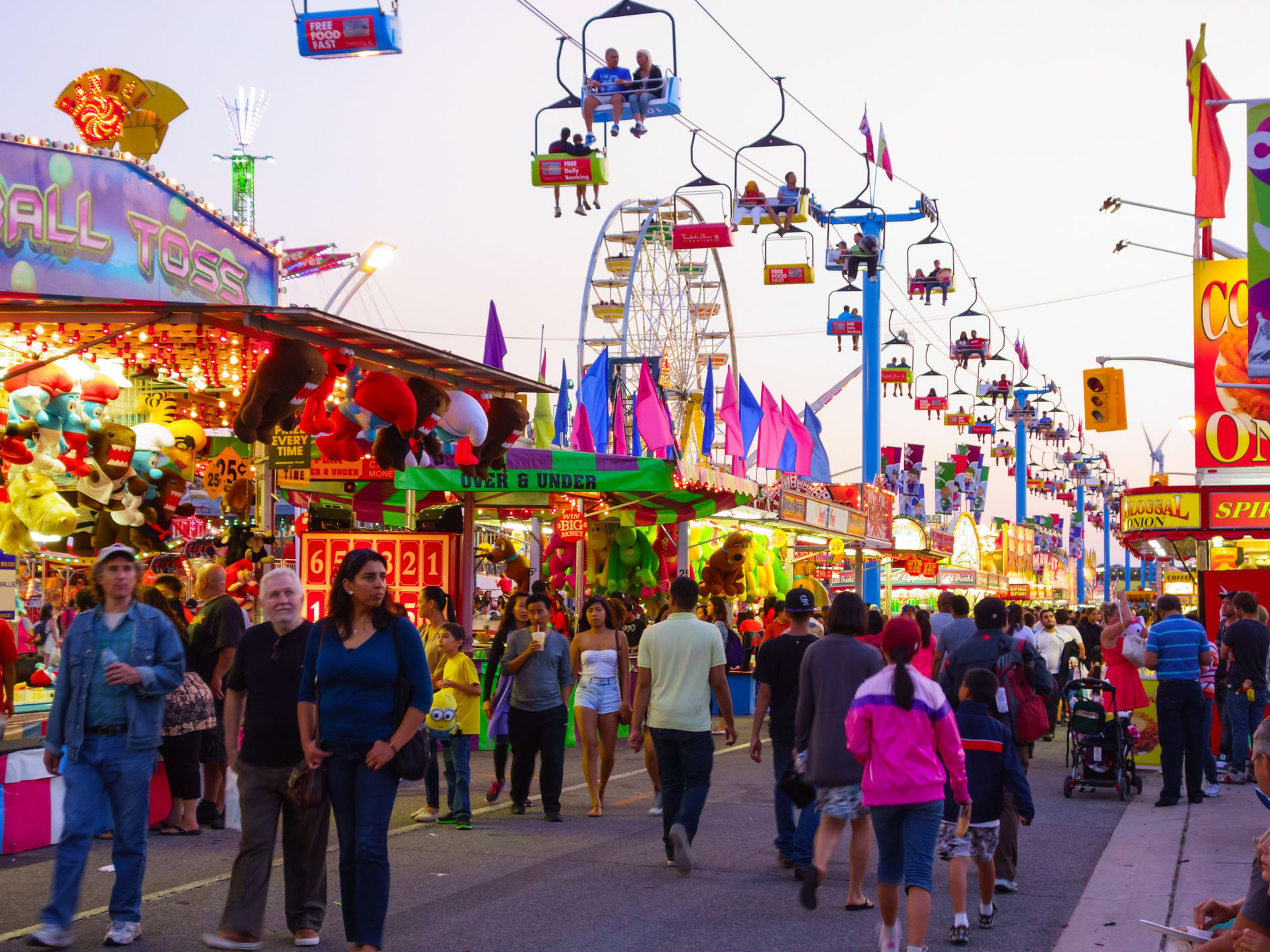 Canadian National Exhibition: The Complete Guide