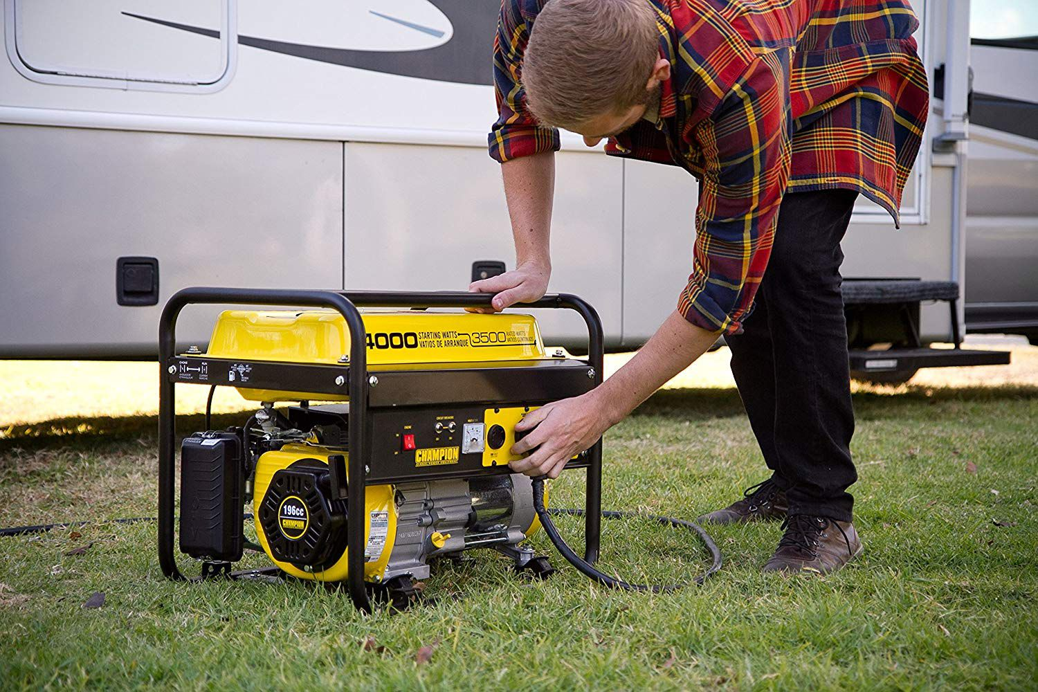 The 7 Best Generators for Camping of 2019