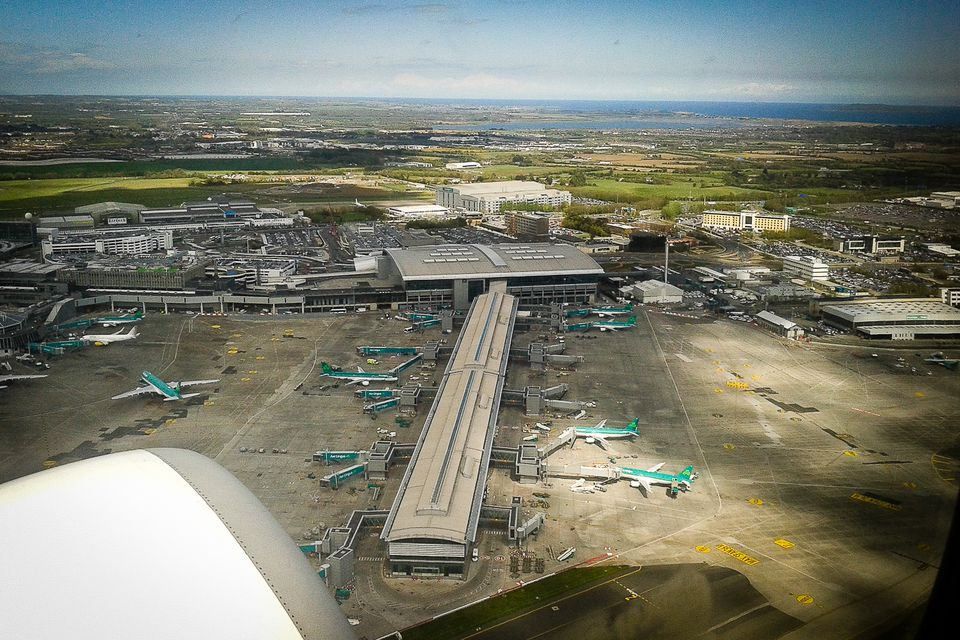 """Saying """"Good Bye!"""" to Dublin Airport"""