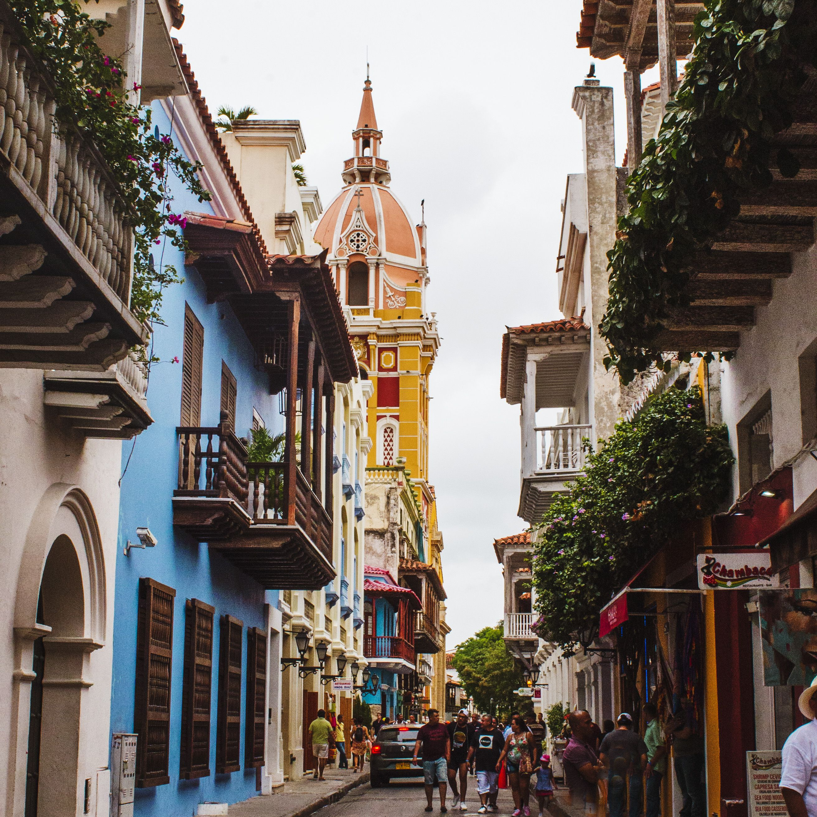 Historic center of Cartagena