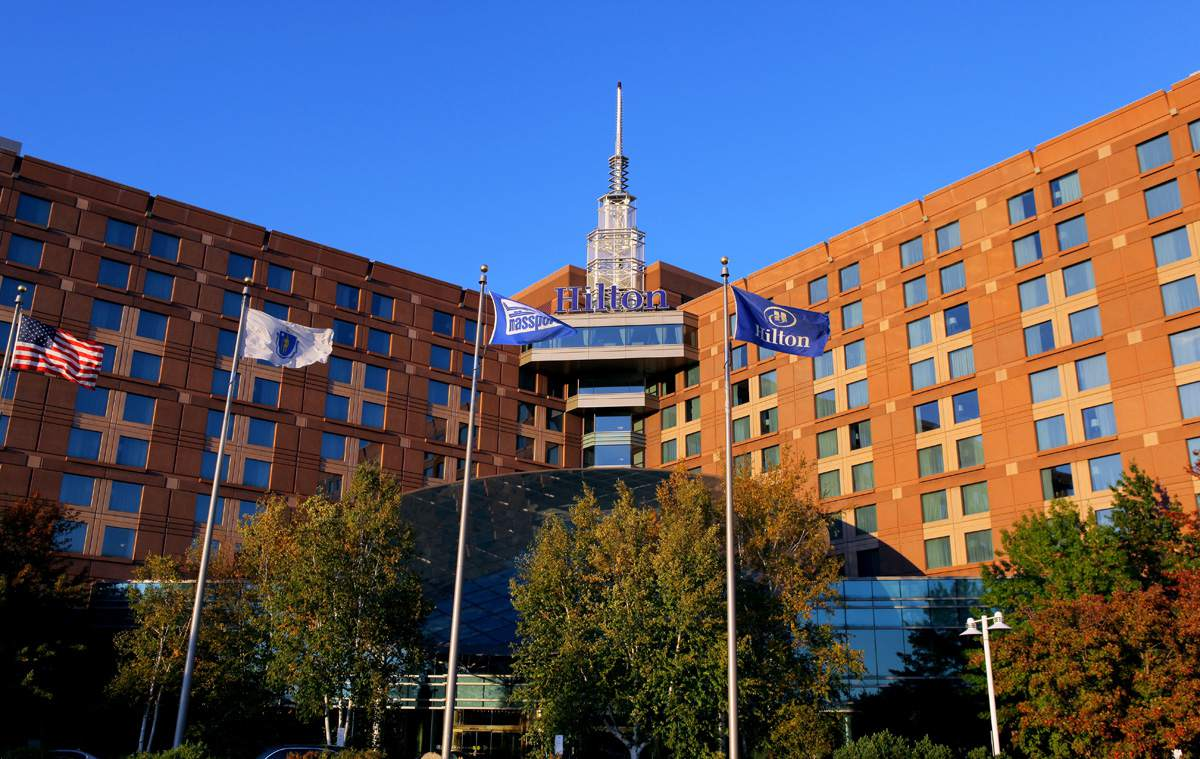 Hotels Near Boston S Logan Airport