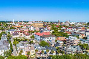 downtown Charleston