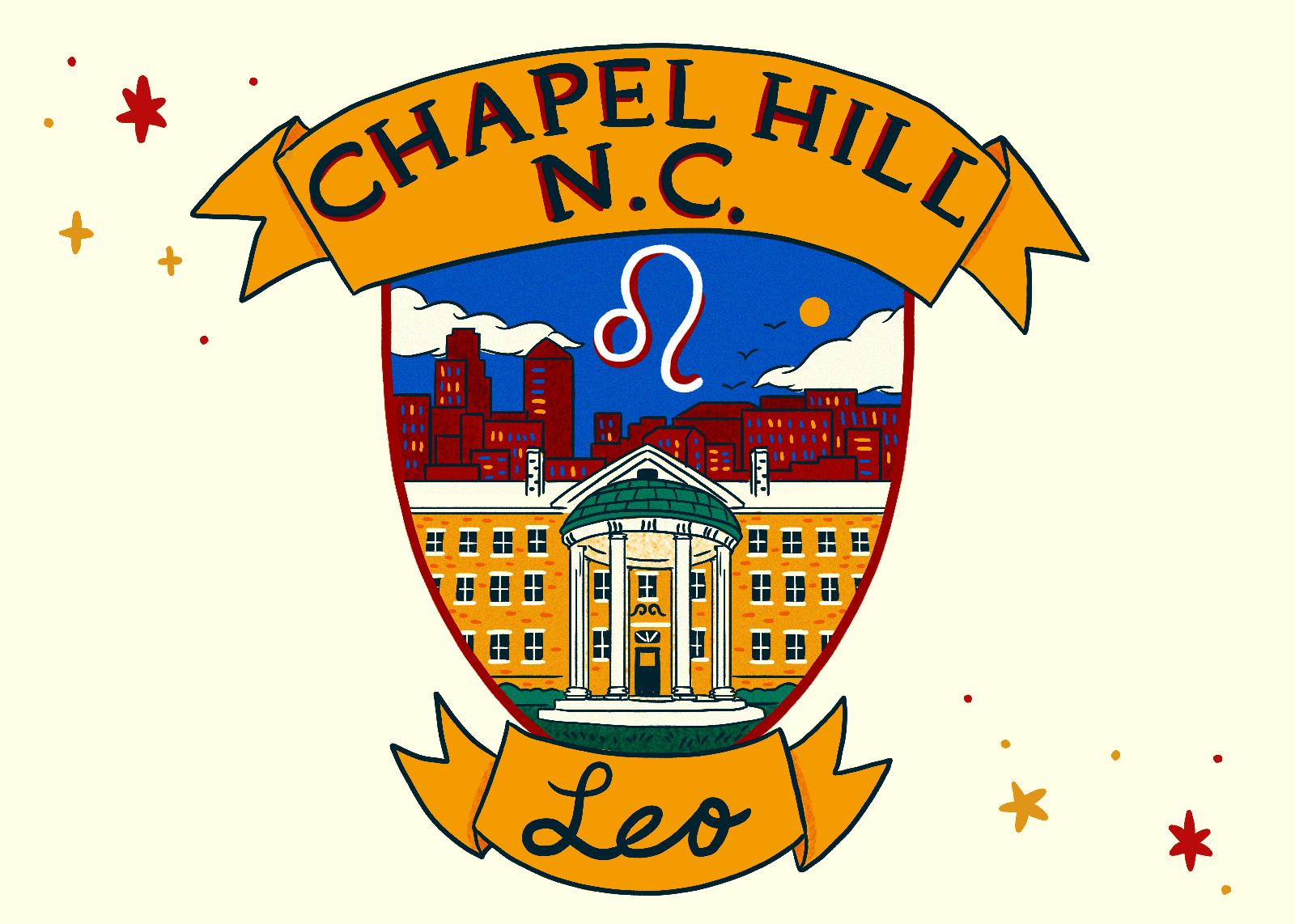Illustration of Chapel Hill, NC
