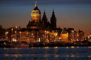 Amsterdam's Church of St. Nicholas