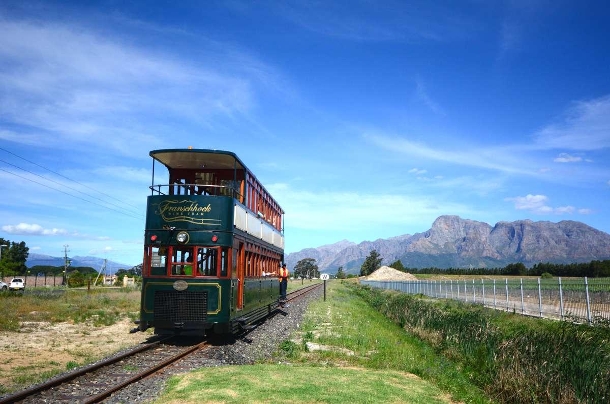 Franschhoek Wine Tram, South Africa