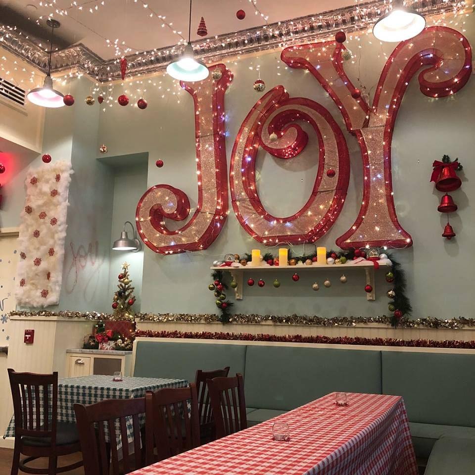 The Christmas Bar at Ala Moana Center