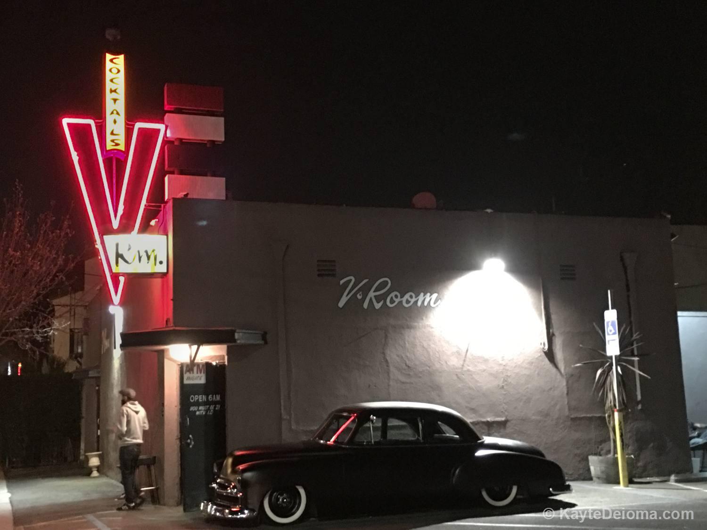 V Room in Long Beach, CA