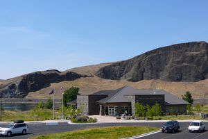 The Lewis and Clark Discovery Center in Lewiston, Idaho