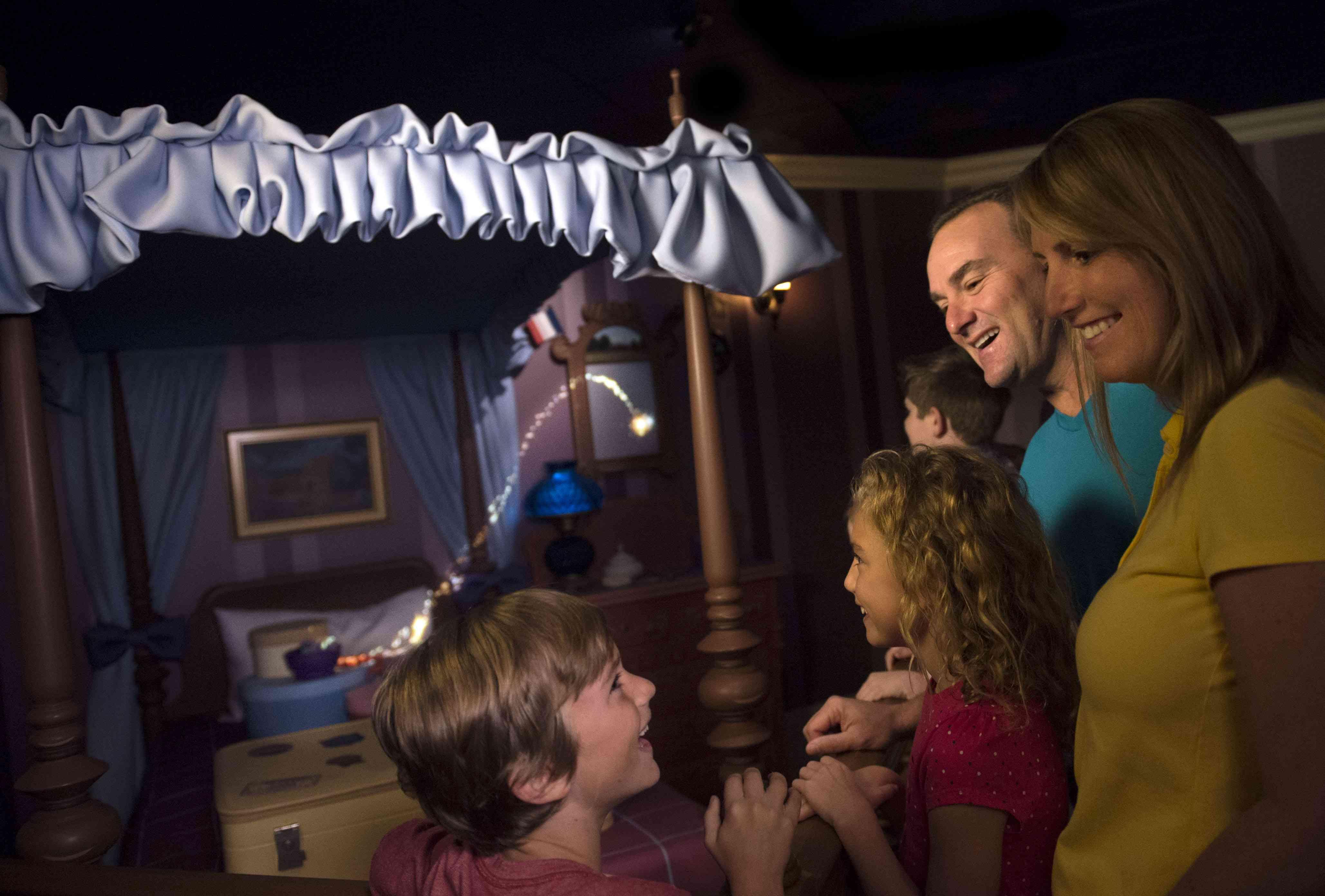 Peter Pan's Flight at Disney World
