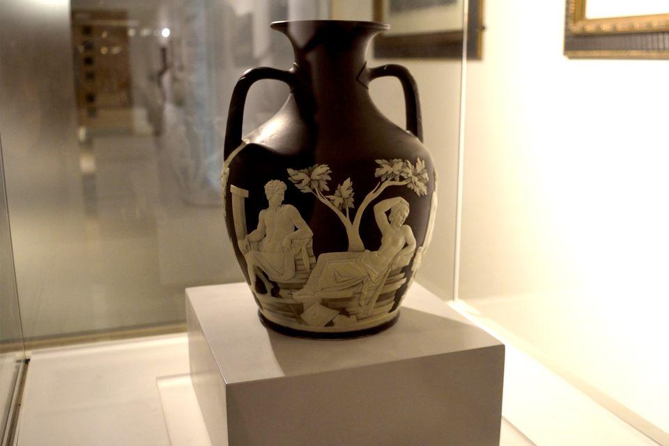 The Wedgwood Portland Vase