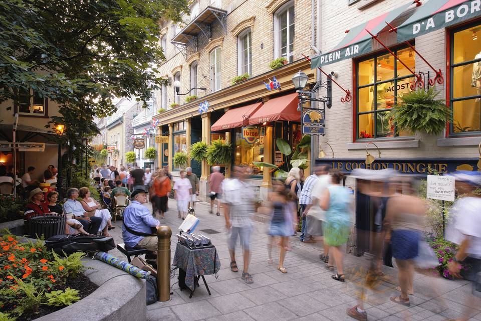 Best Times to Visit Quebec City on