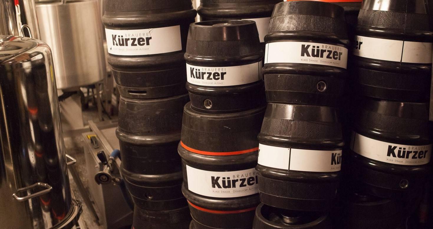 Kürzer Brauerei in Düsseldorf