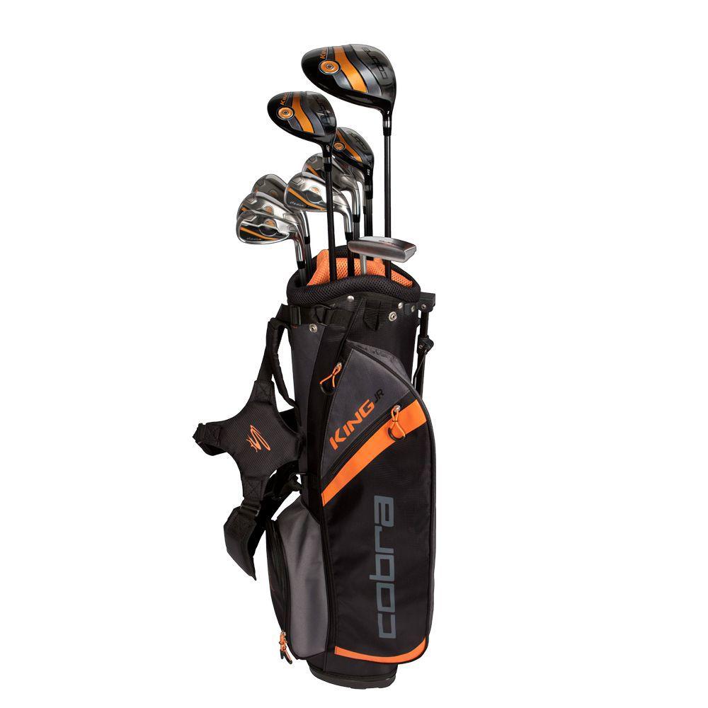 Cobra Golf King Jr Complete Set with Bag