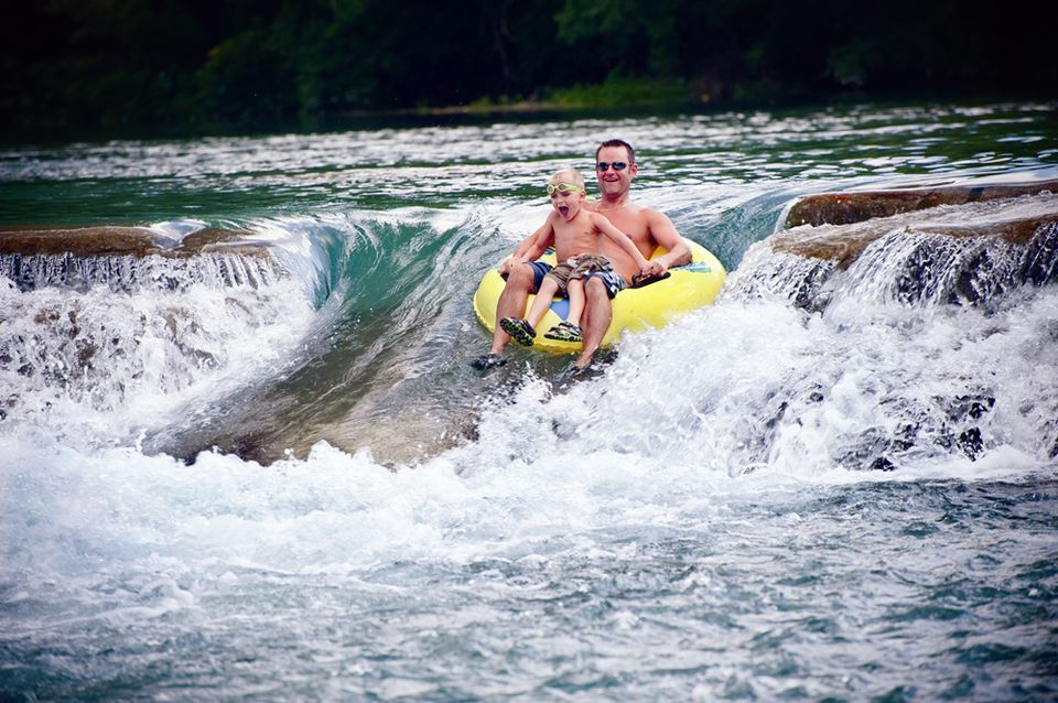 Best Places To Go Tubing Near Austin Texas