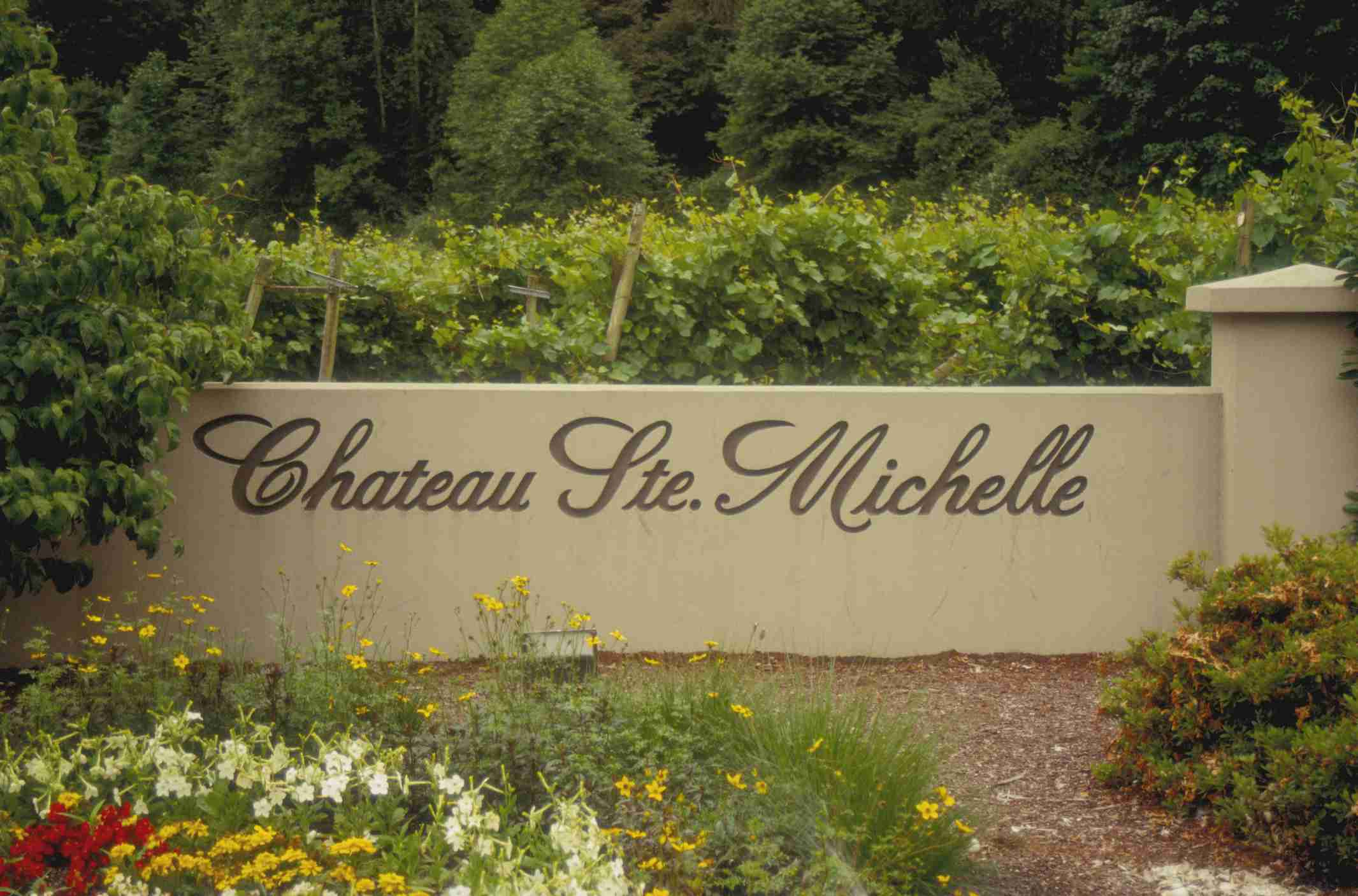 Chateau Ste. Michelle in Woodinville