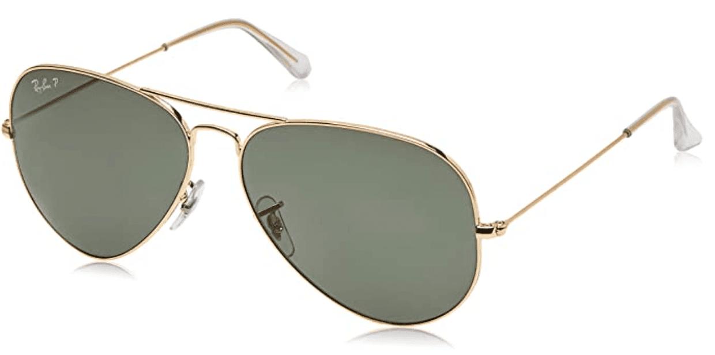 UV-BANS Polarized Aviator Sunglasses for Men Uv Protection Round Sunglasses Oversized Sunglasses