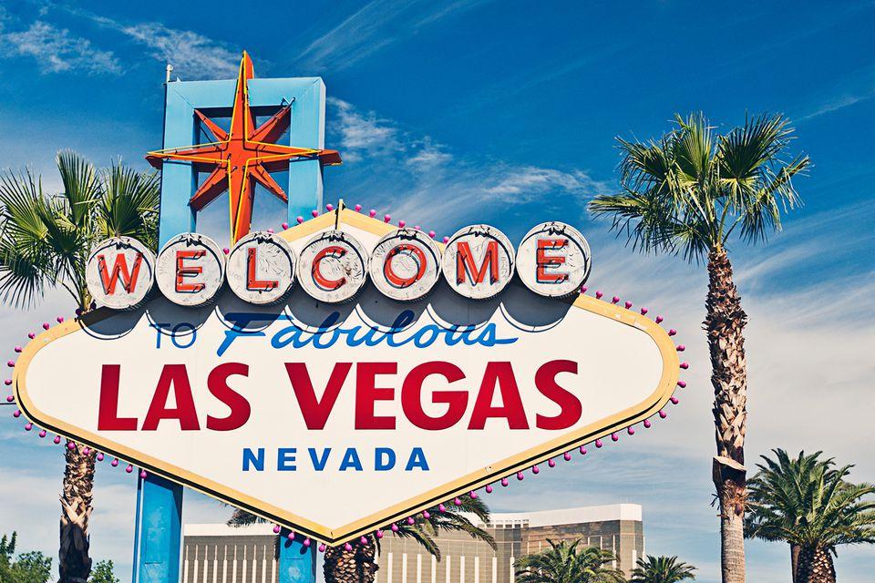 Sunny Las Vegas