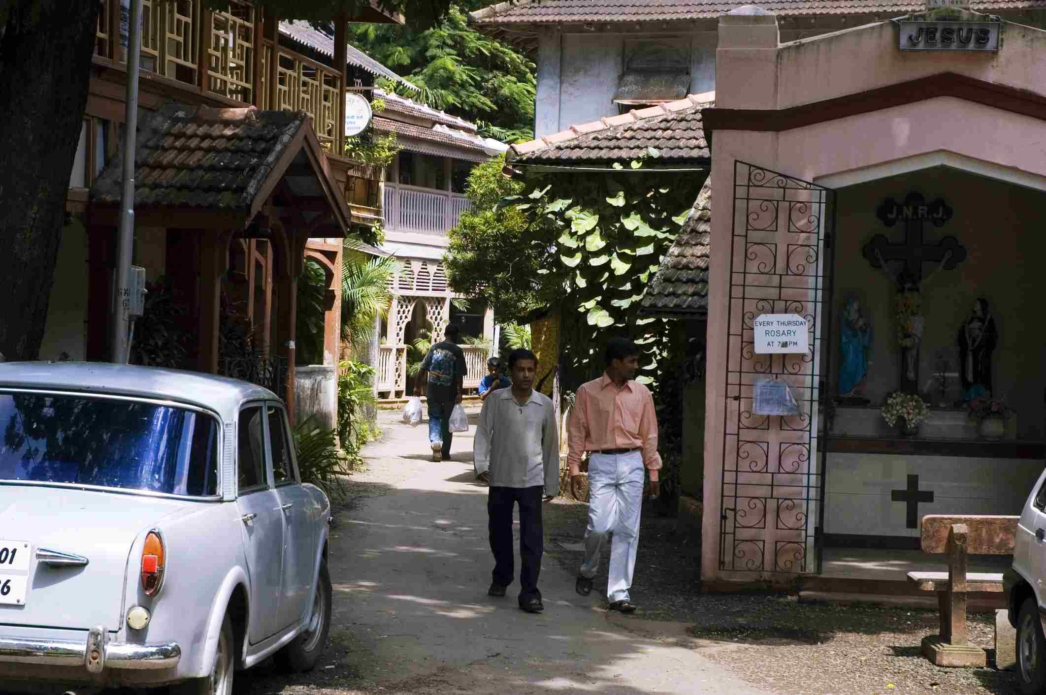 Kotachiwadi neighbourhood.
