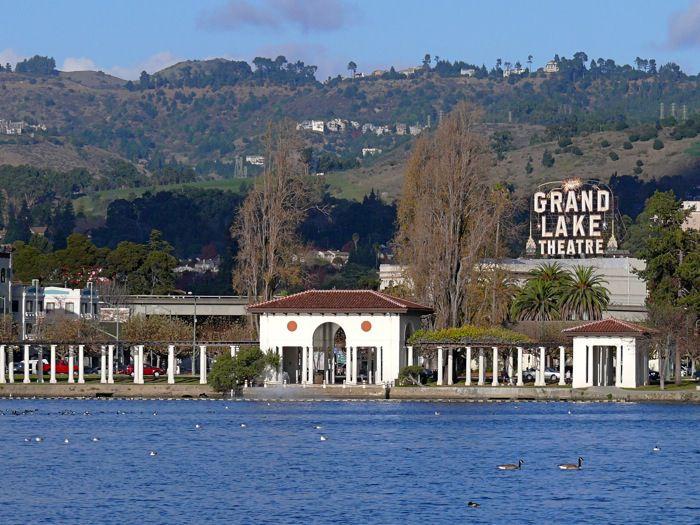 Lake Merritt - Oakland California