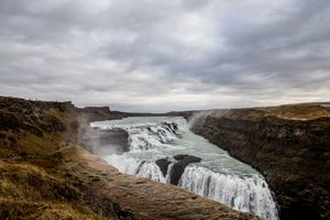 Waterfalls in The Golden Circle