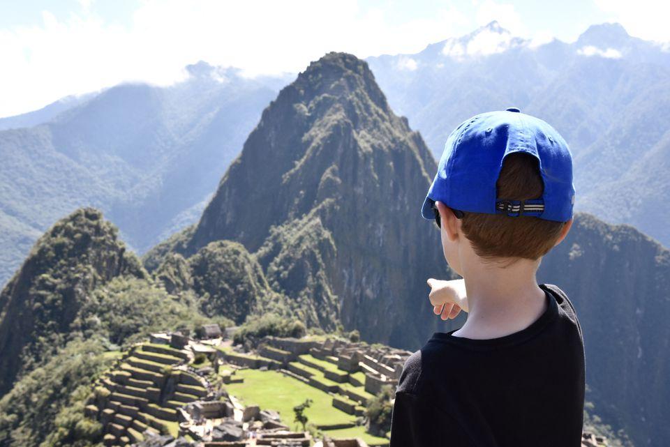 Machu Picchu rules