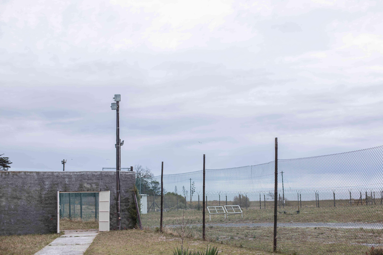 Prison on Robben Island