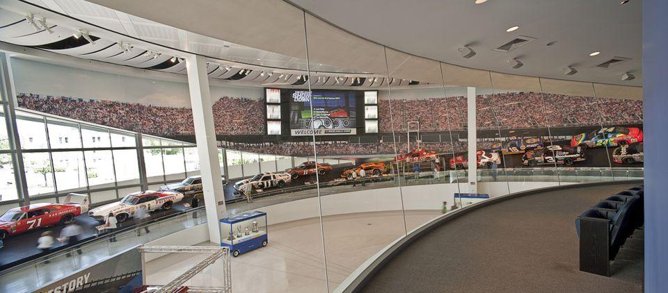 NASCAR Shops in Charlotte