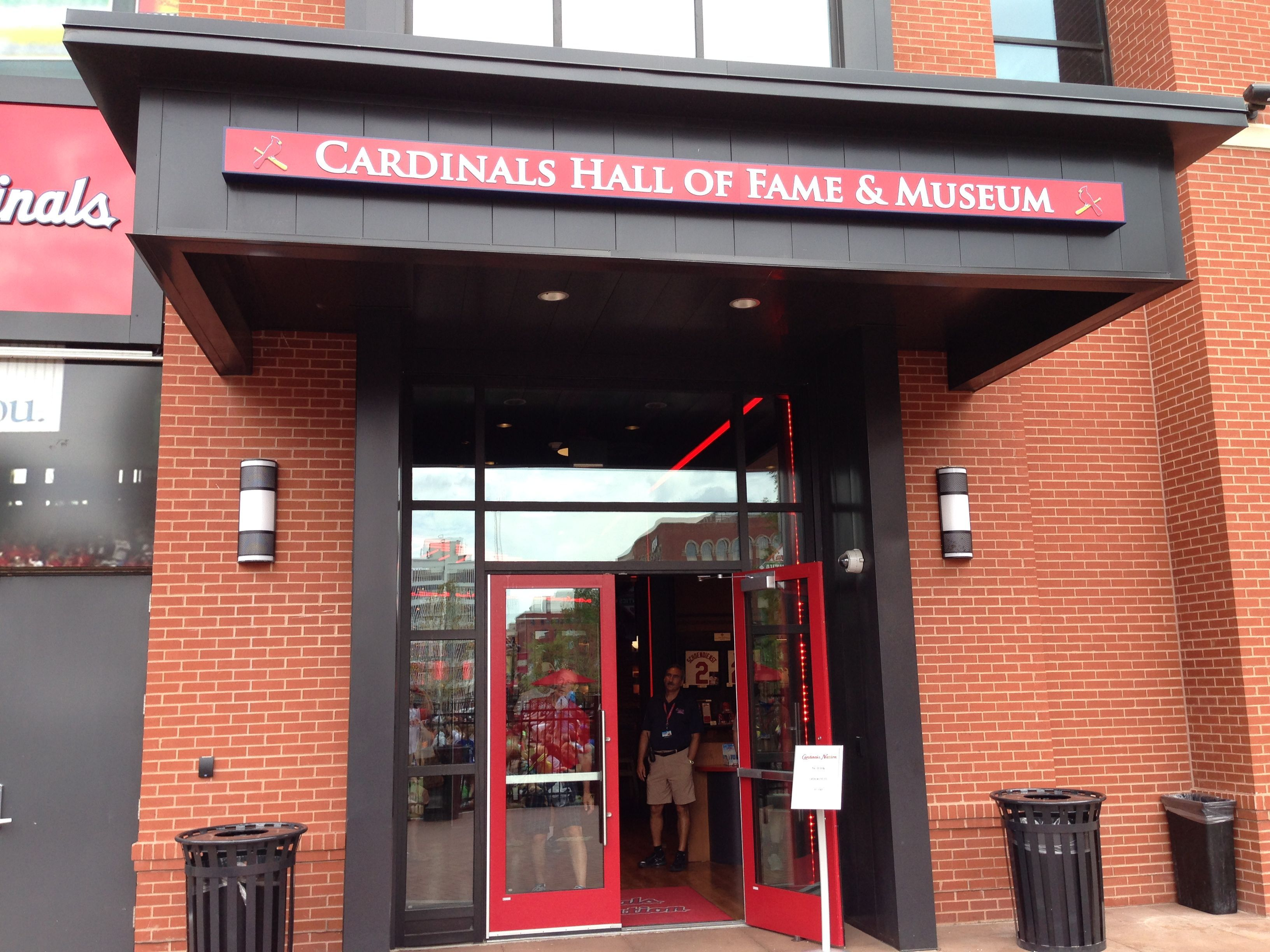 St. Louis Cardinals Hall of Fame and Museum