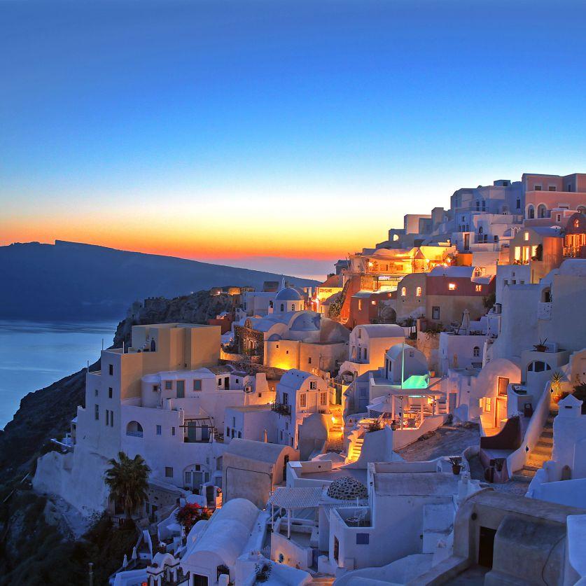 The Best Sunset Viewing Spots on Santorini