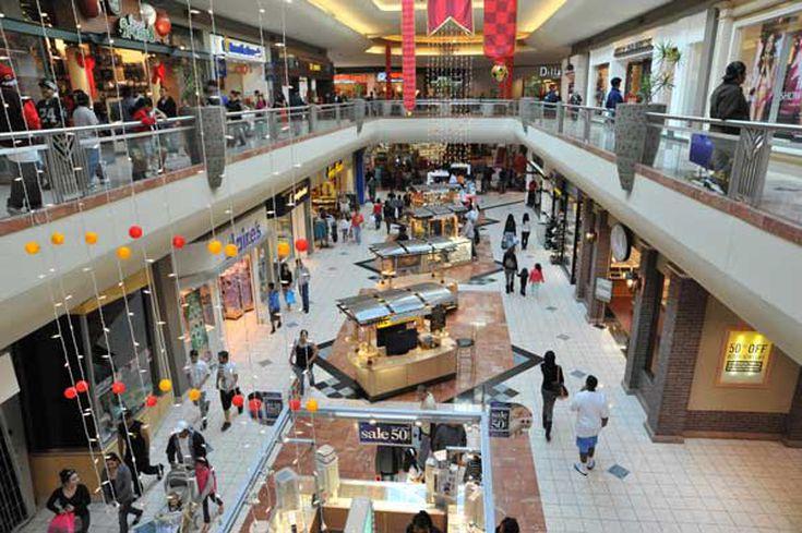 Phoenix Arizona Metrocenter Ping Mall