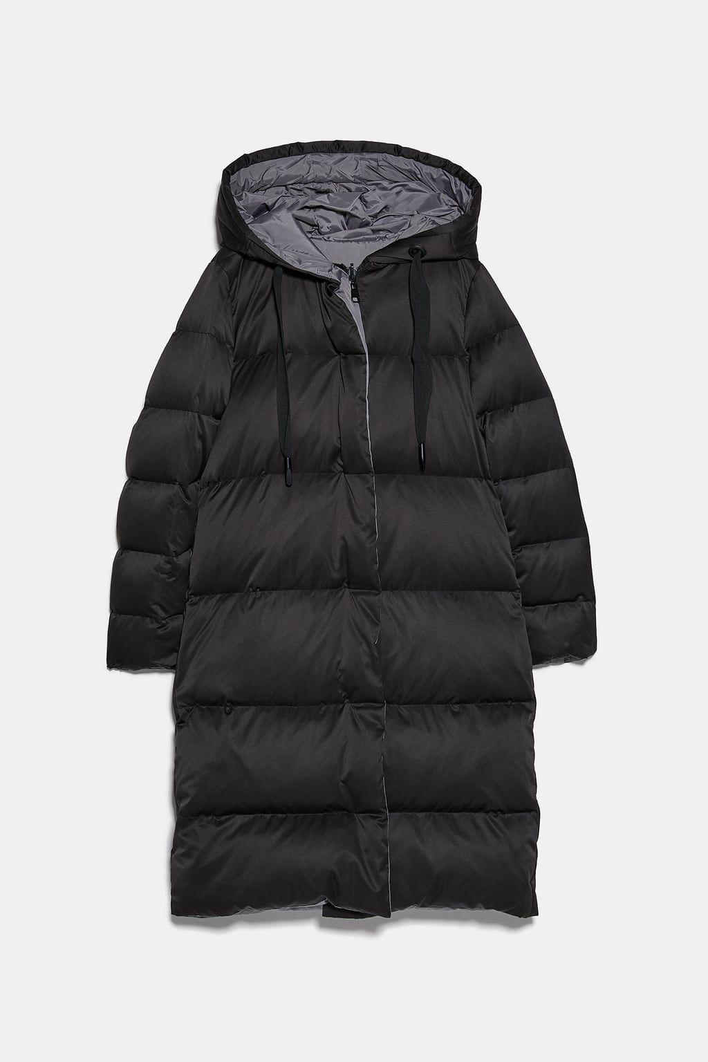Zara Reversible Down Jacket