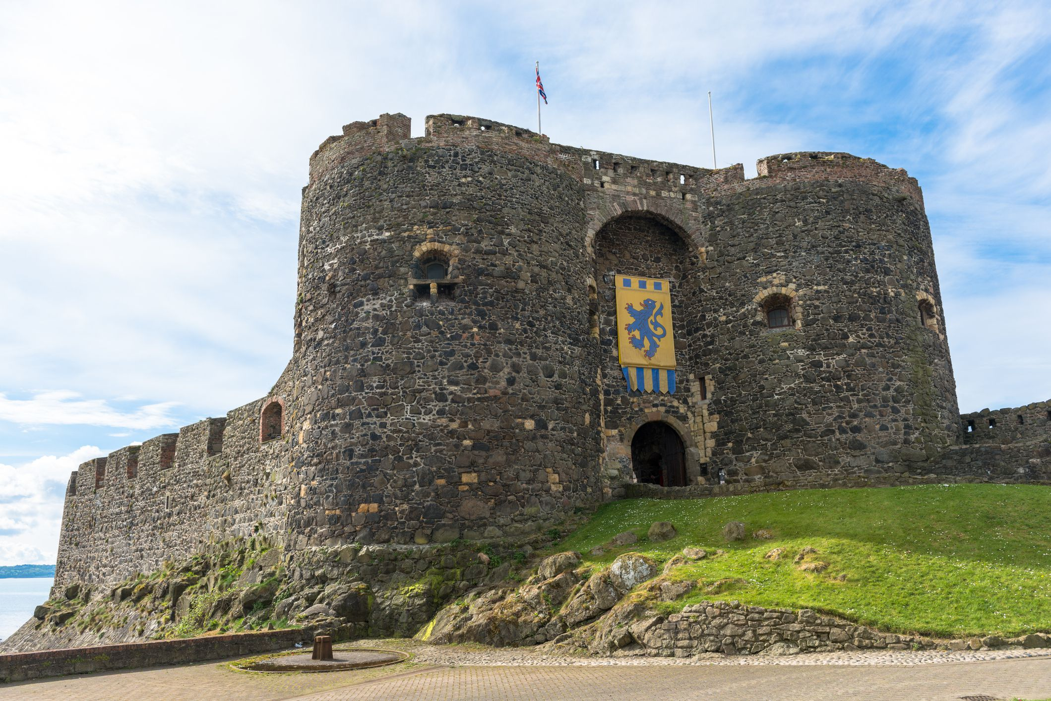 How Much Is Insurance >> Carrickfergus Castle: The Complete Guide