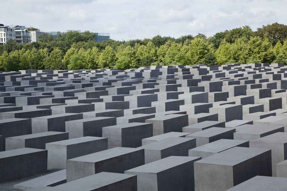 Berlin's Memorial to the Murdered Jews of Europe