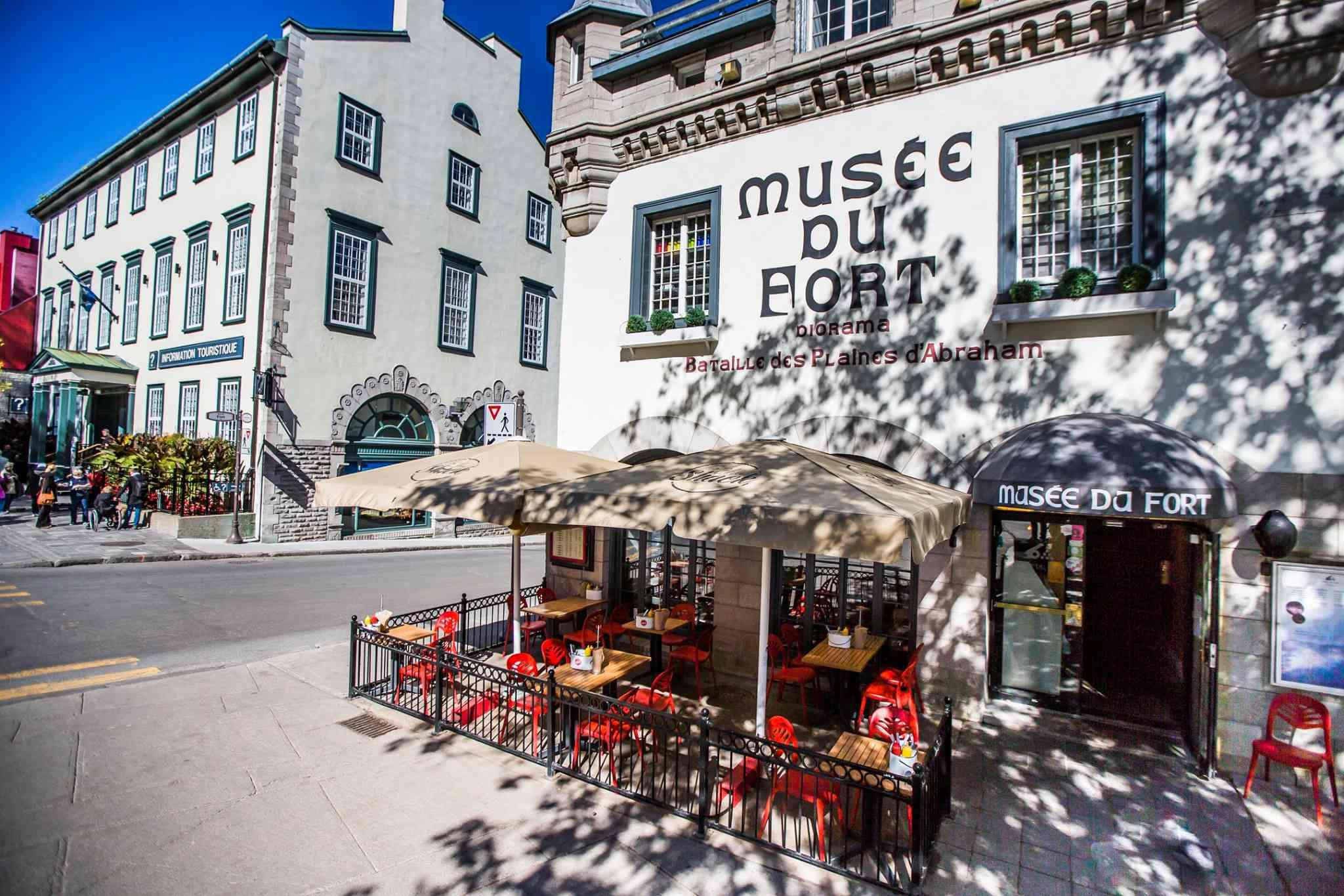 Fort Muesum Quebec City