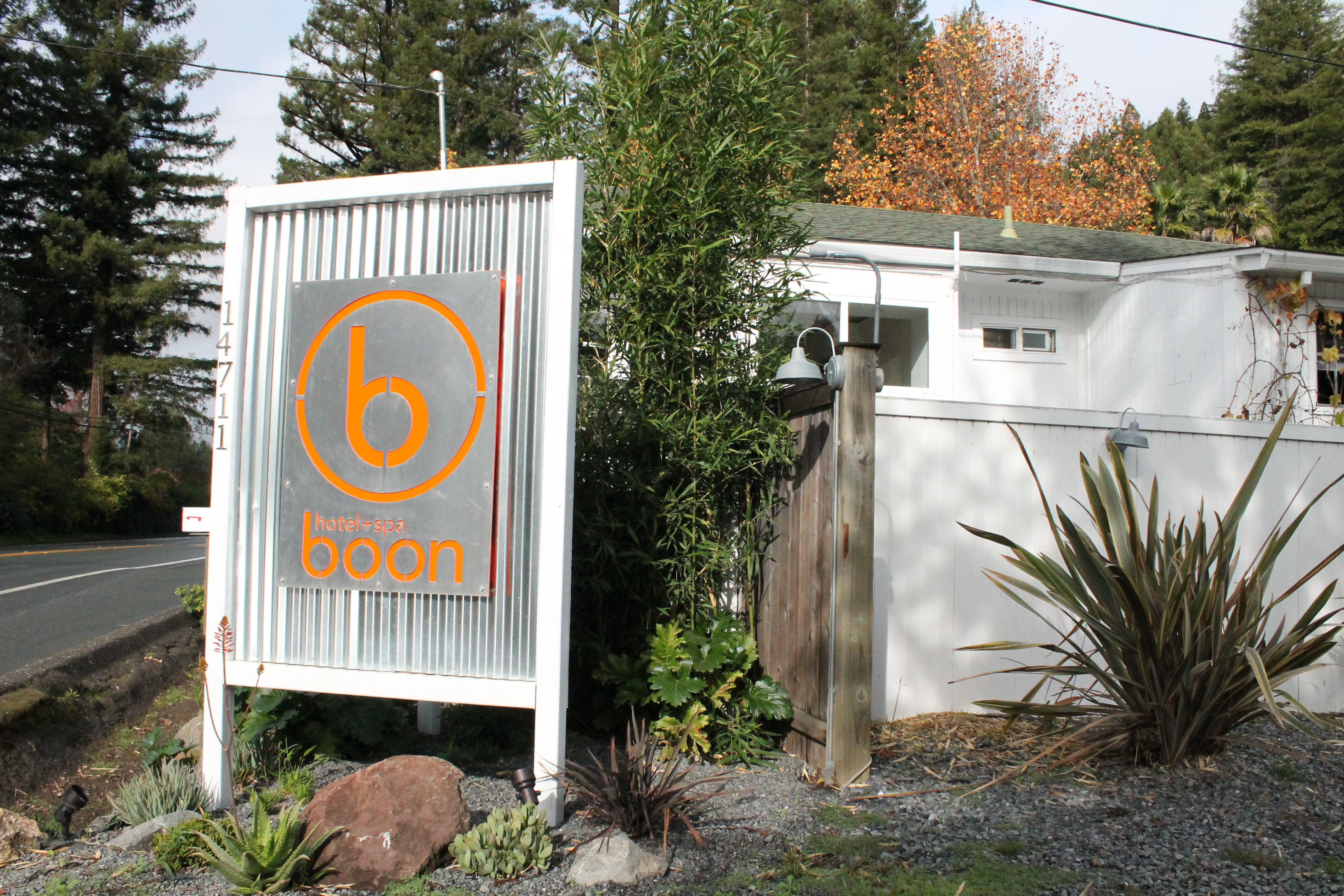 Boon Hotel Spa In The Russian River Valley