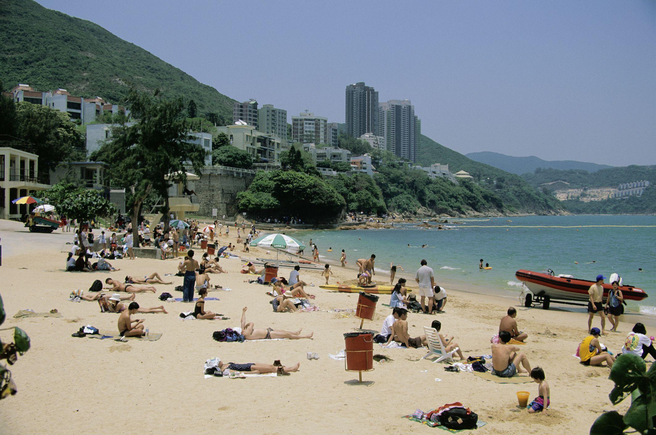8 Of Hong Kong S Best Beaches
