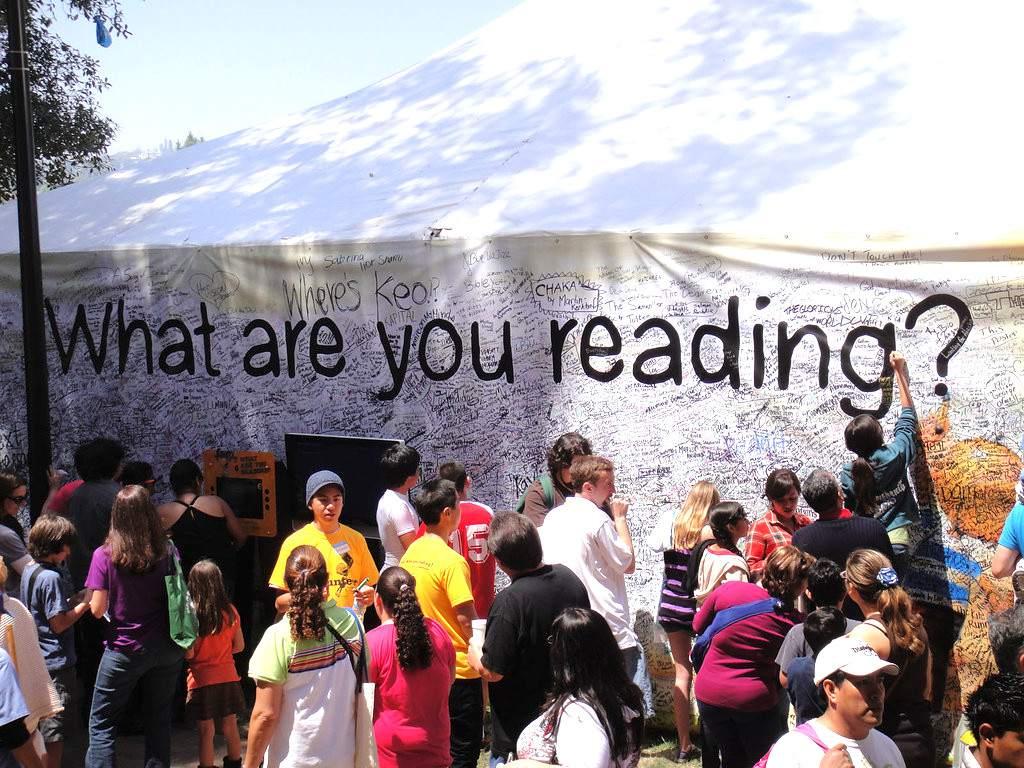 LA Times Festival of Books