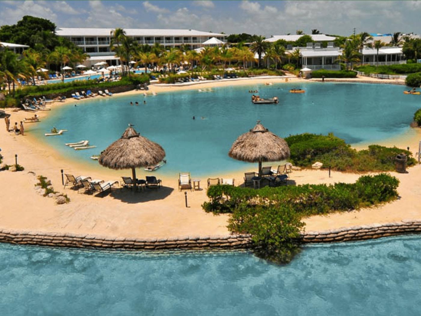 Saltwater Lagoon at Hawk's Cay Resort