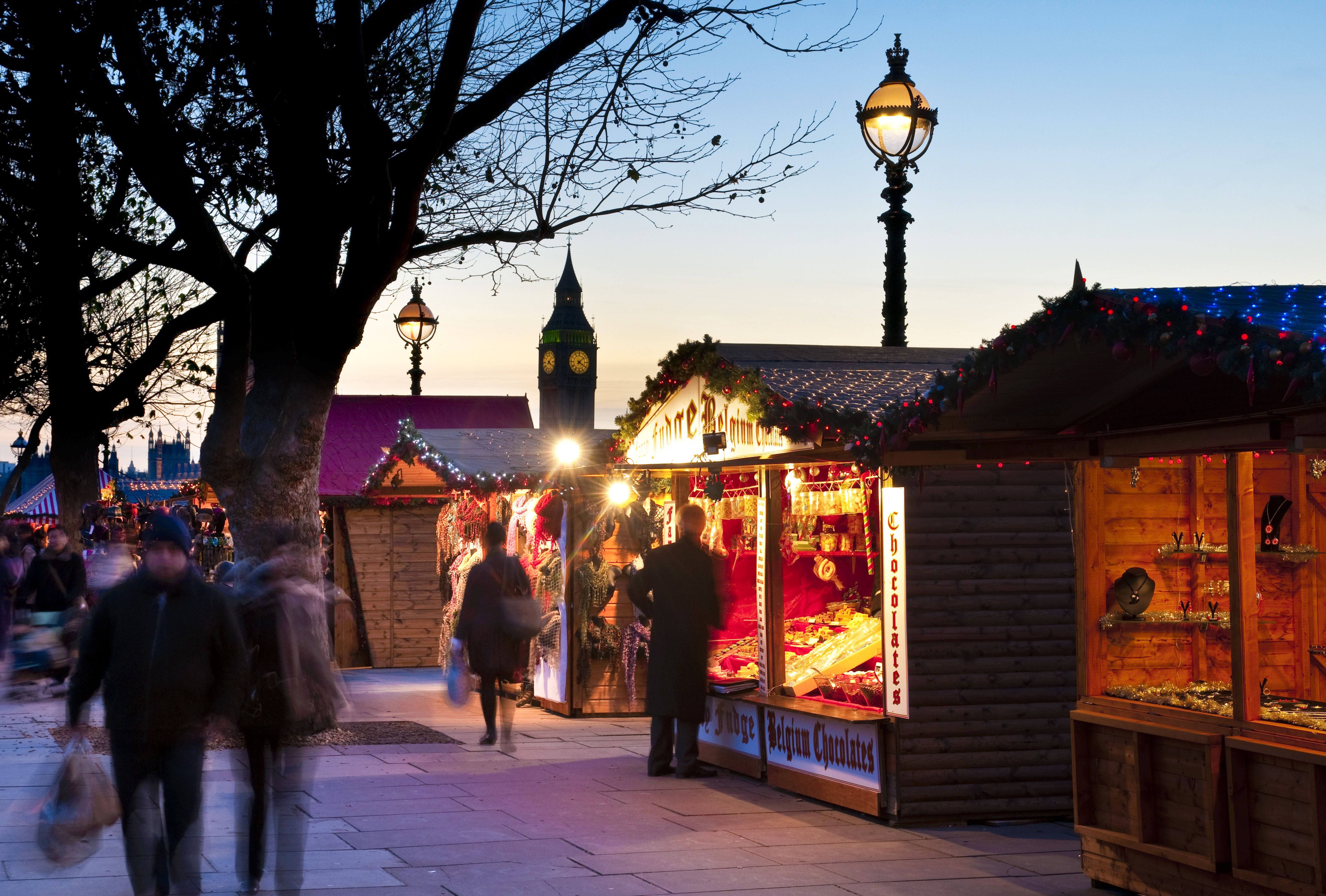 Things to Do for Christmas in London