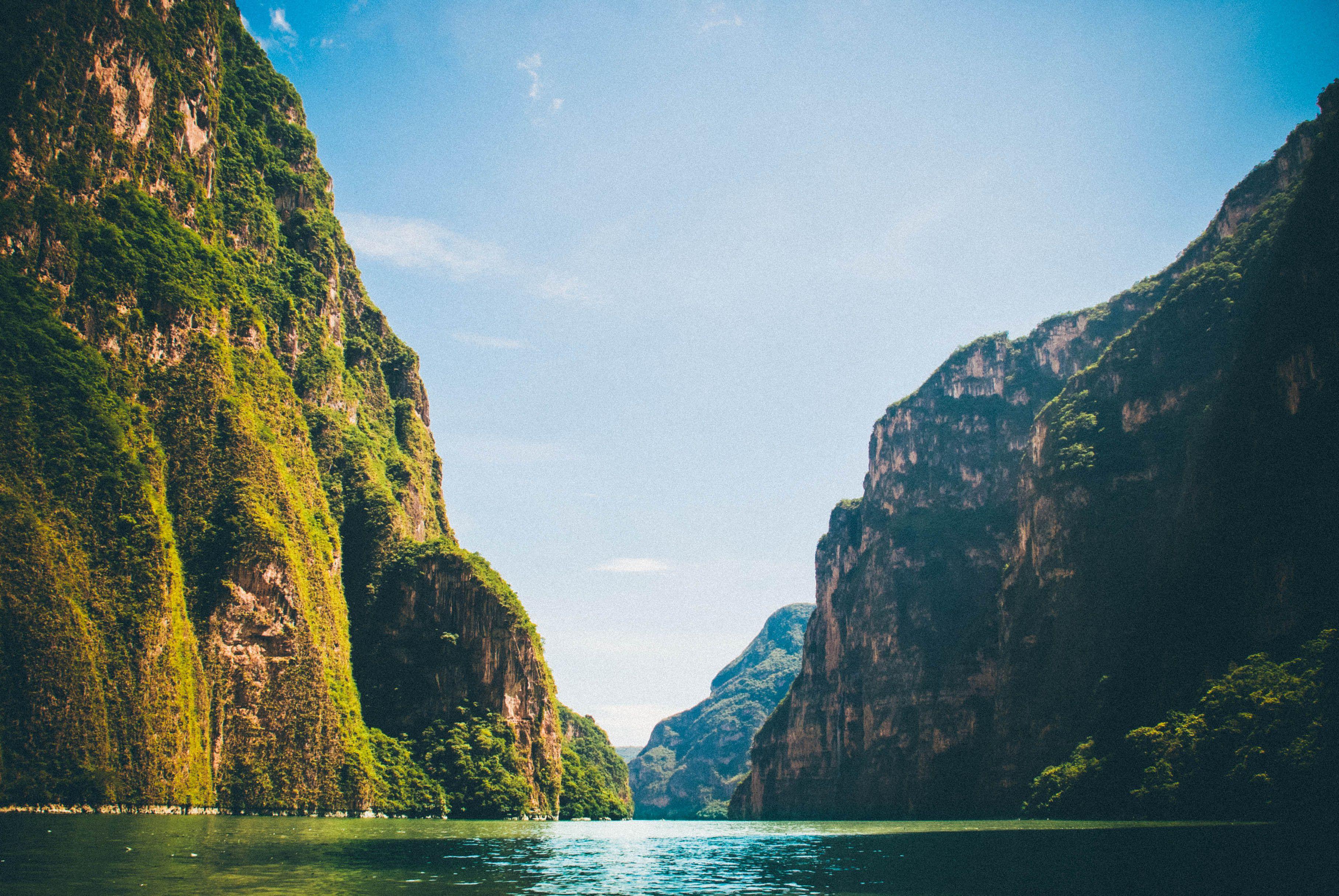 Sumidero Canyon, Mexico