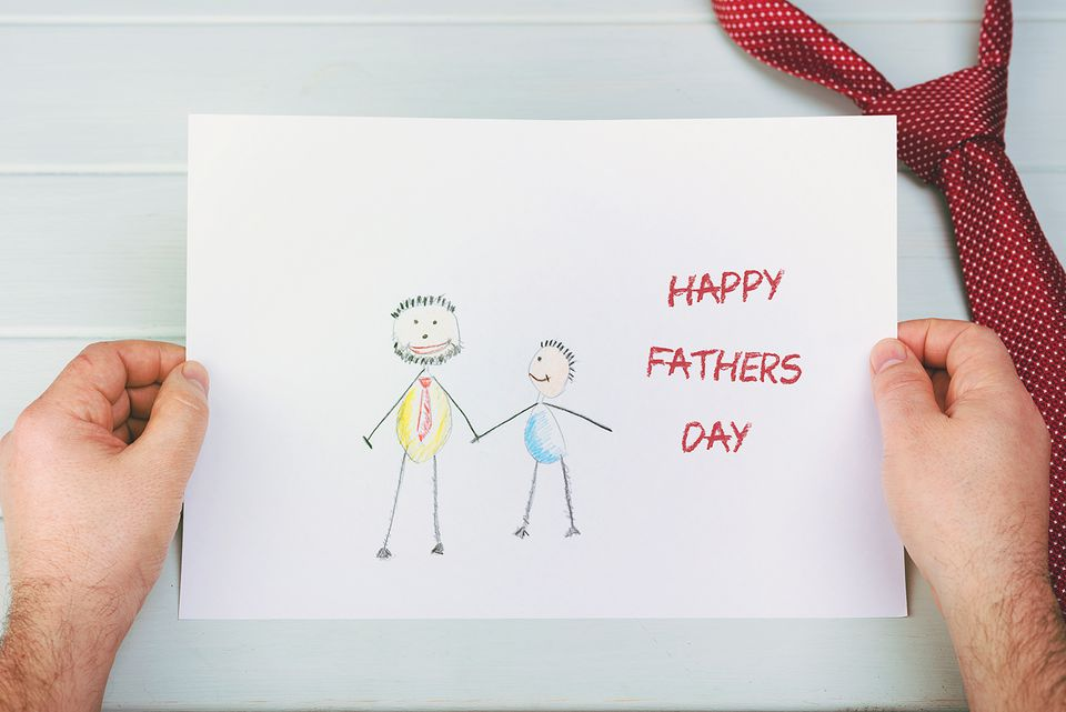 Drawing for Father's day.