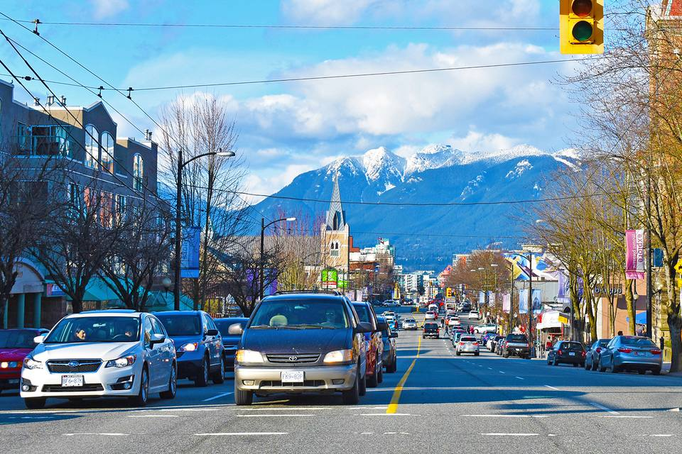 Main street vancouver