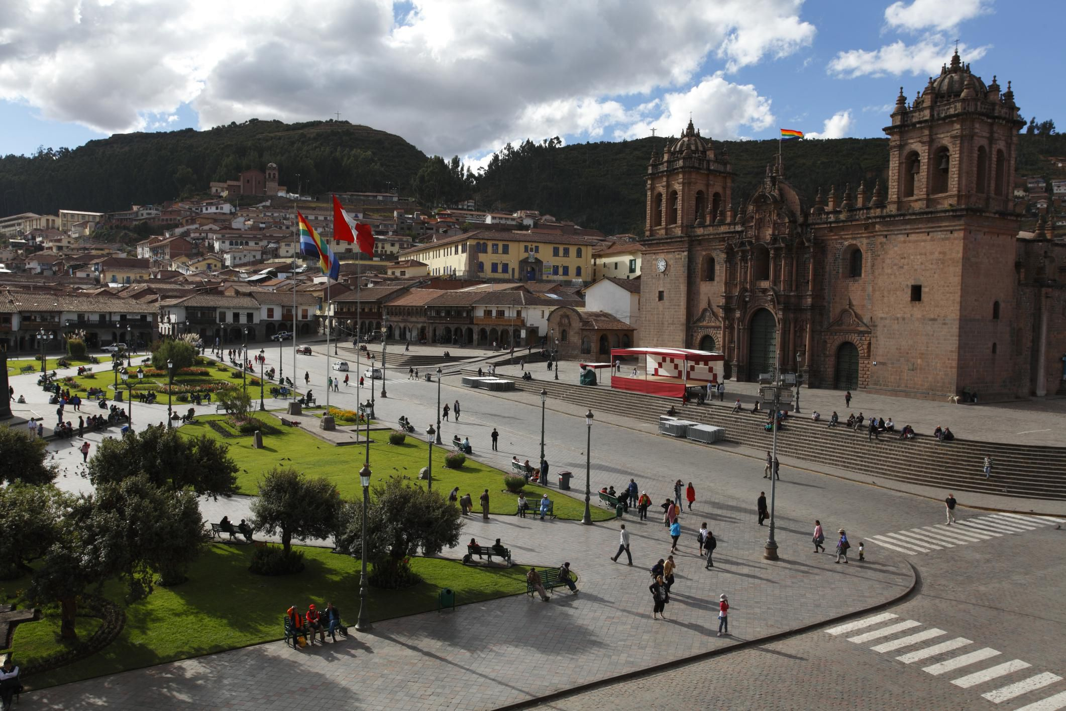 Classic Peru Itinerary And Route Planner