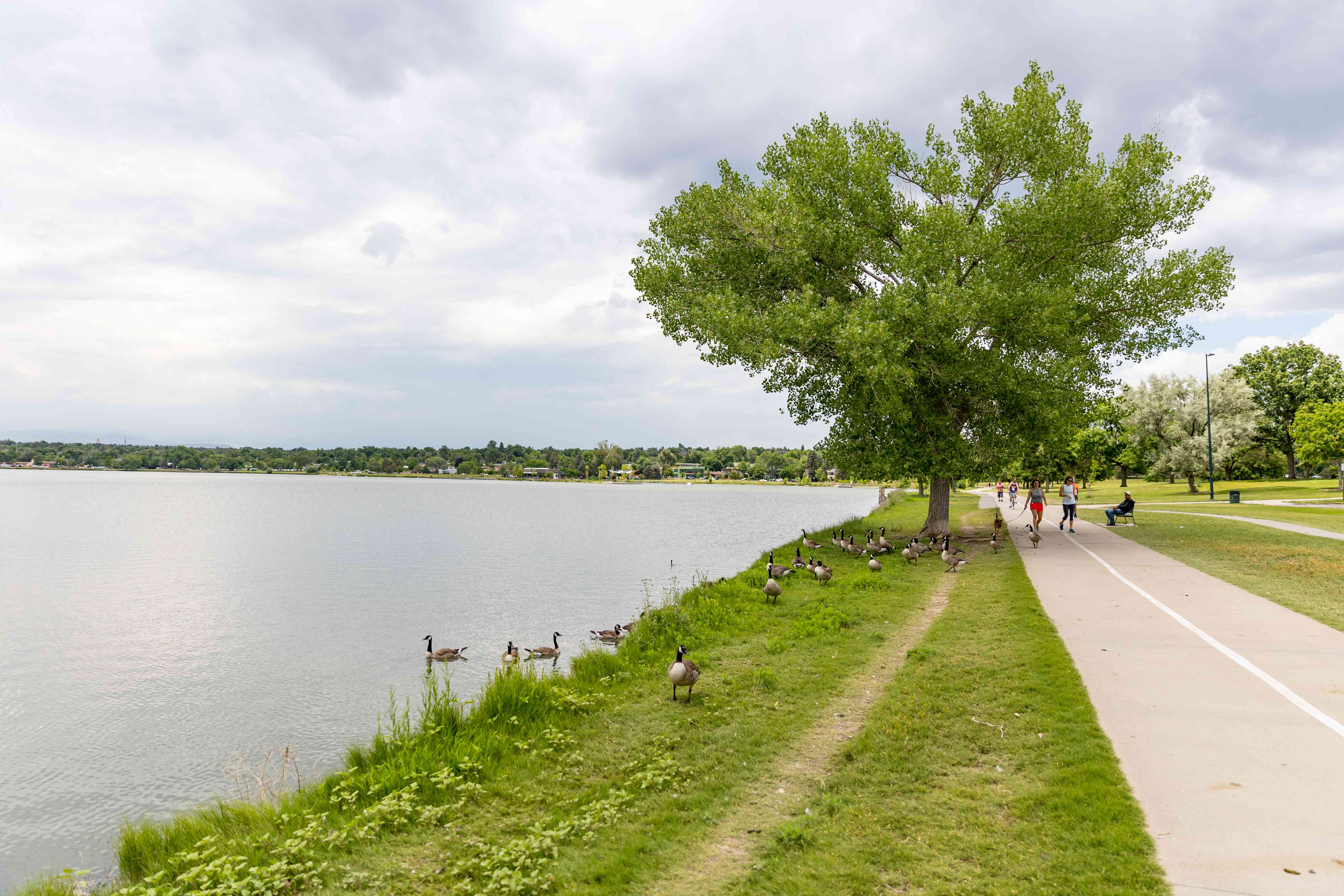 Sloan's Lake, Denver, Colorado