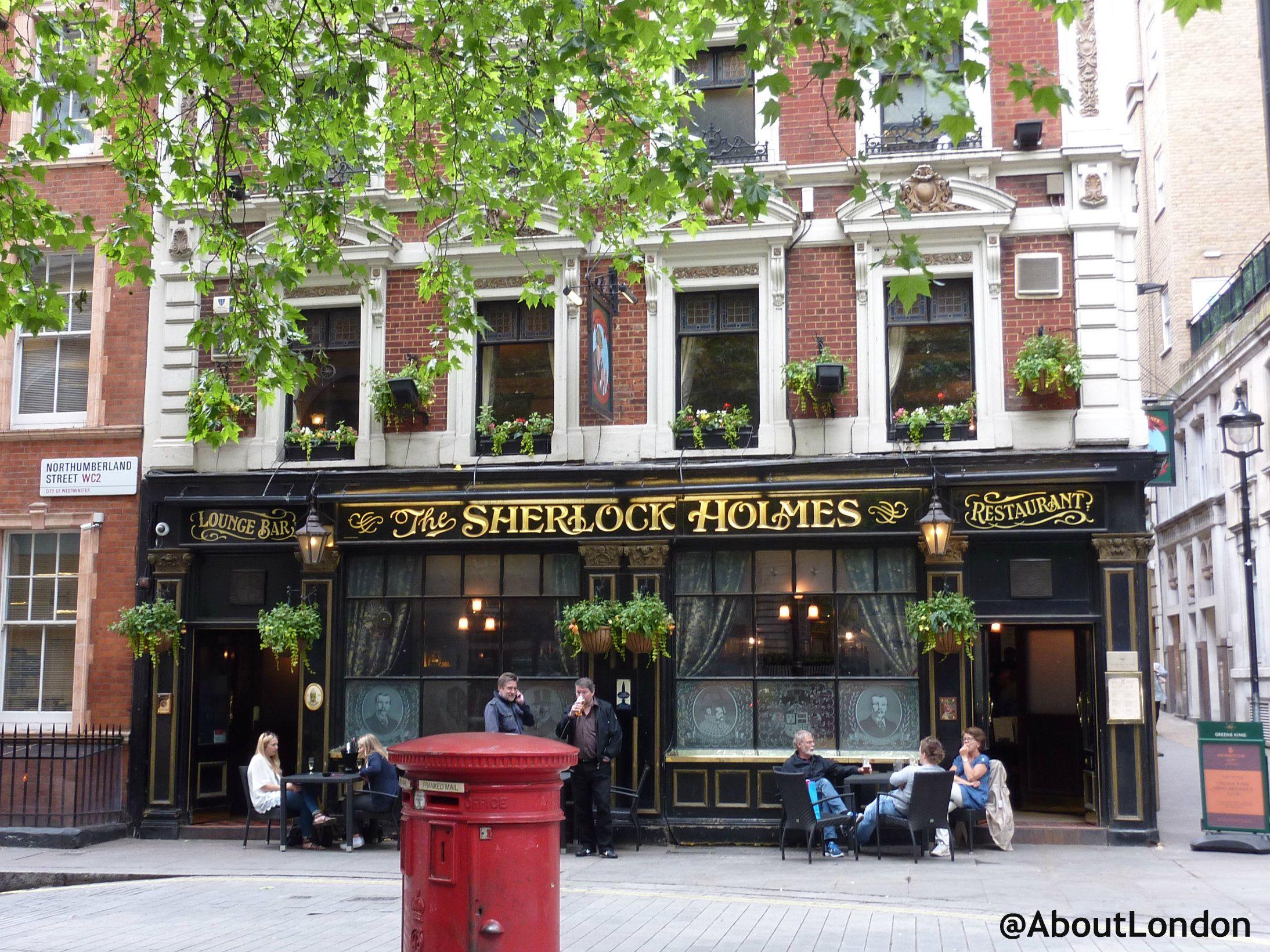 Trafalgar Square Dining Re mendations