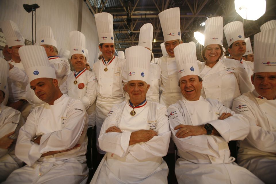 France - 12th World Cuisine Contest - Bocuse d'Or