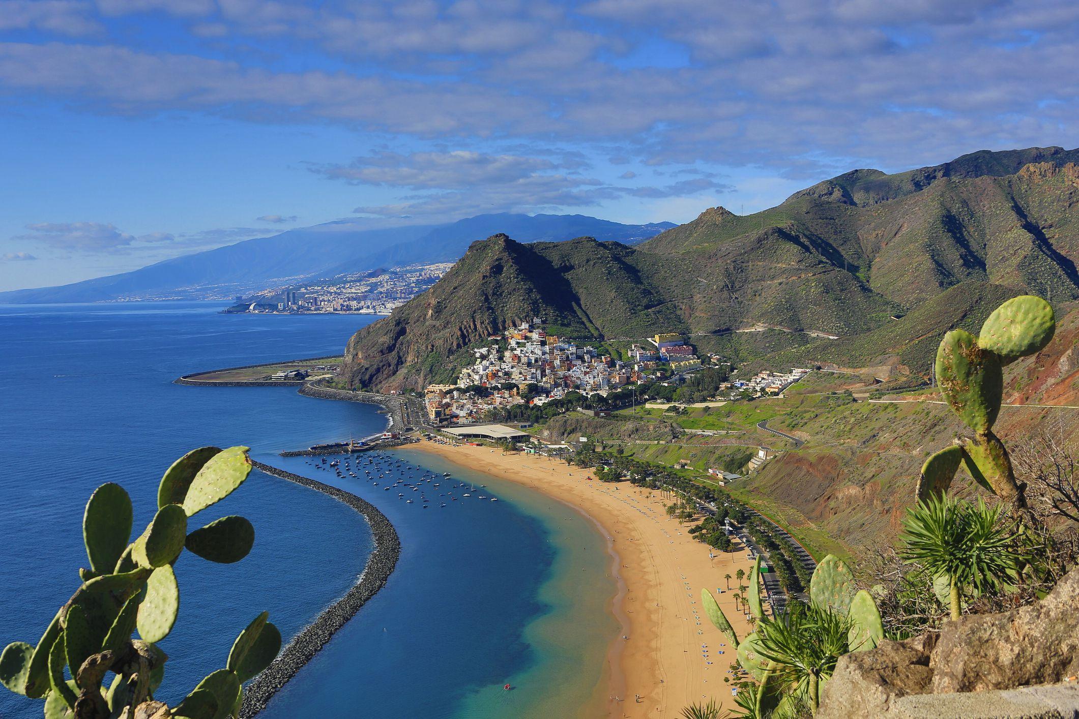 Naturism on fuertenventura, canary islands, spain